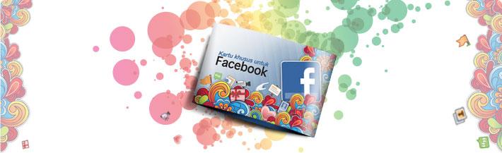 Kartu Facebook Simpati