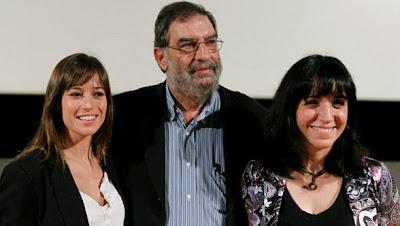 Marta Etura, Enrique González Macho y Judith Collel