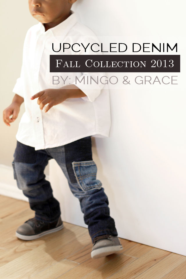 mingoandgrace.com | UpCycled Denim
