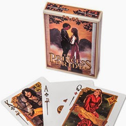 Prince Bride playing cards
