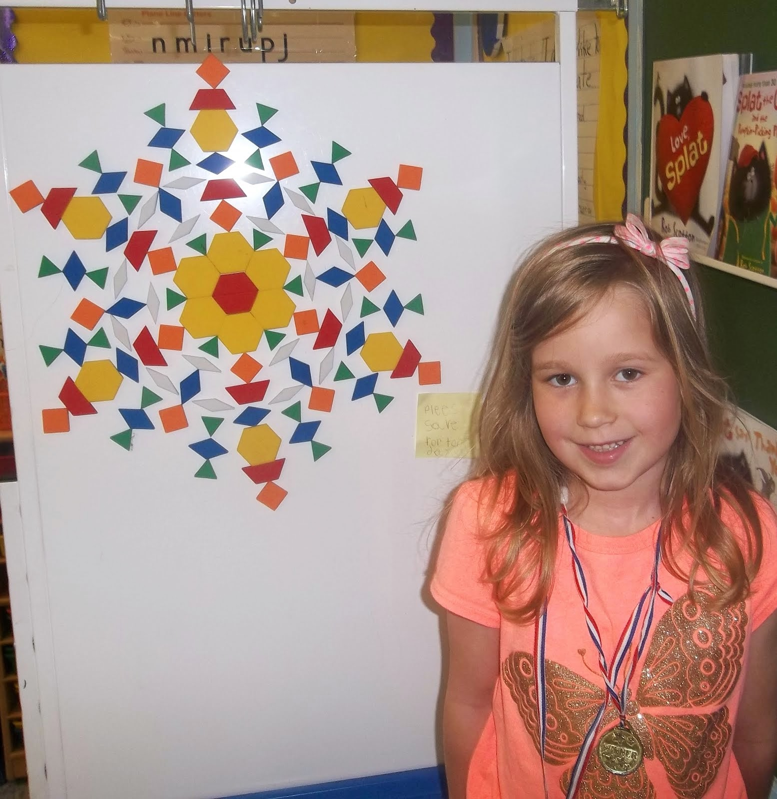 Pattern Block Design