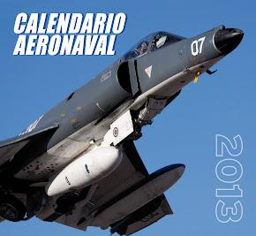 Calendario Aeronaval 2013