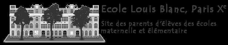Ecole Louis Blanc, Paris Xème