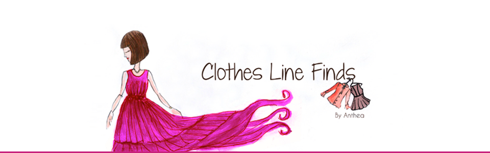 Clothes Line Finds - Vintage clothing, fashion events and reviews