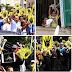 """بالصور.. مسيرة لمعارضي الانقلاب من ميدان الحجاز لقصر الاتحادية بـ""""جمعة الحسم"""""""
