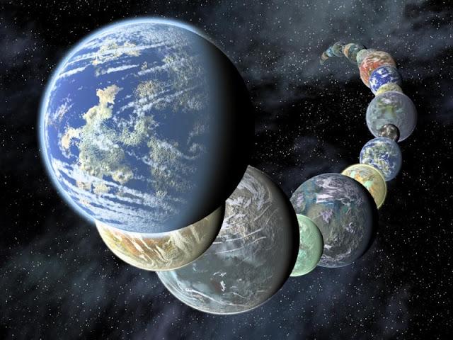Exoplanetas rocosos