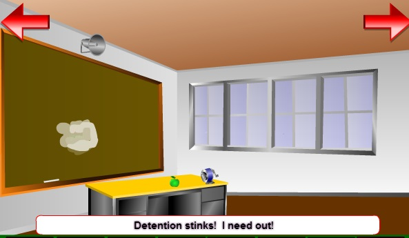 Escape The Ladies Bathroom Walkthrough solved: escape from detention walkthrough