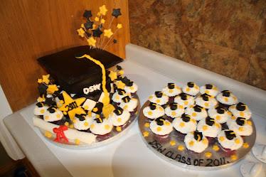 Grad 2011 Cake