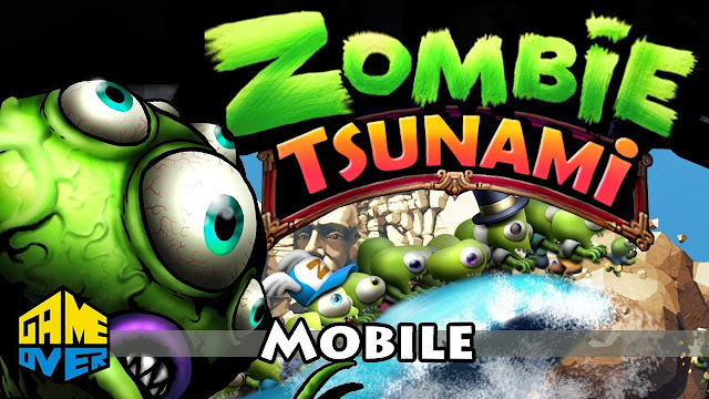 Download Zombie Tsunami v1.6.41 APK Full Free