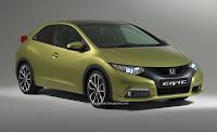 Foto Novo Honda Civic 2013 lançamento New civic