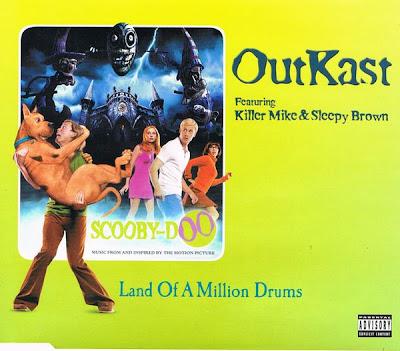 OutKast – Land Of A Million Drums (CDS) (2002) (FLAC + 320 kbps)