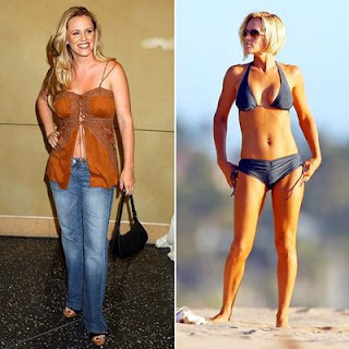 Jenny Mccarthy weight loss