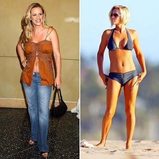 Jenny Mccarthy weight loss
