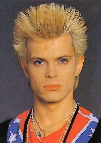 Regulus Star Notes F You Or Get Him And Instead Dancing With Billy Idol