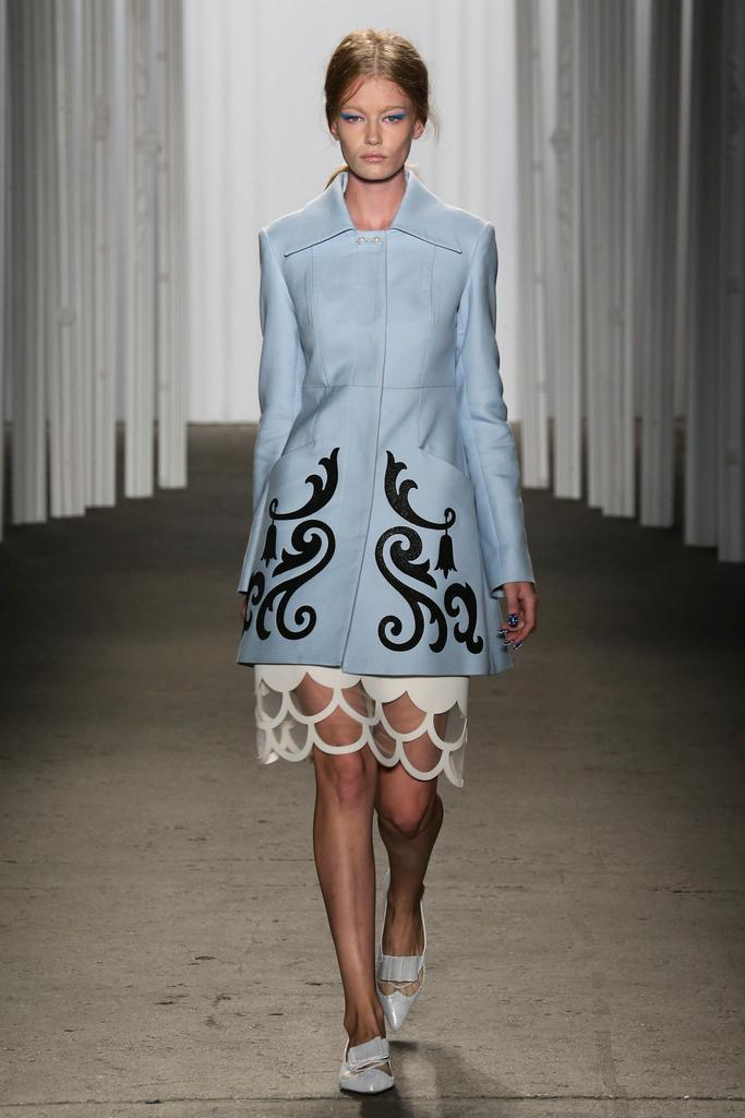 Honor Spring 2015 Ready-to-Wear