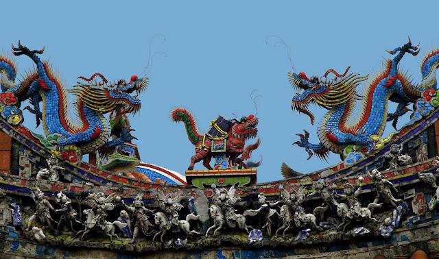 Longshan Temple Taipei City