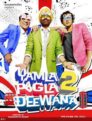 Yamla Pagla Deewana 2 Ringtones Download For Free