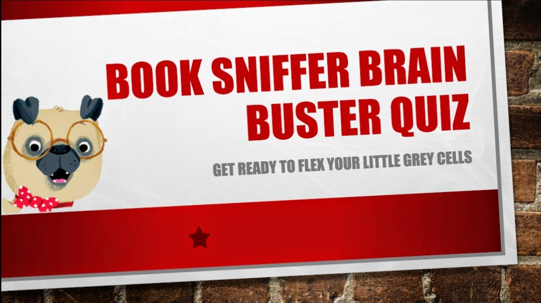 BOOK SNIFFER QUIZ