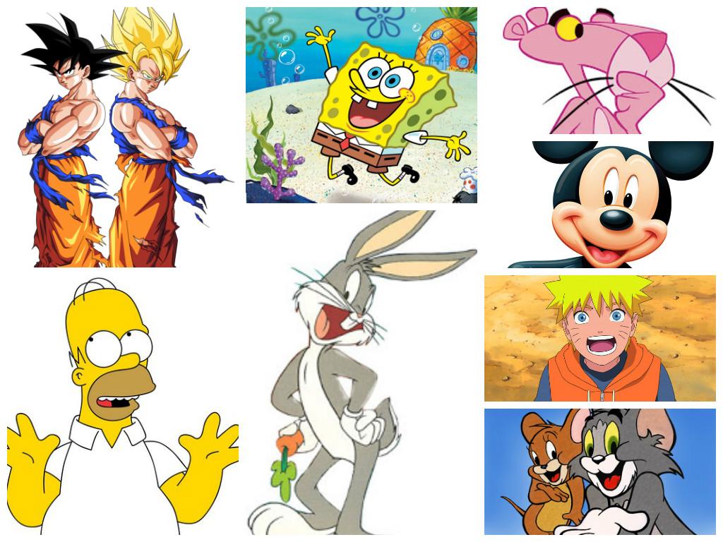 Los dibujos animados m s famosos de la tv noticias de for Noticias sobre espectaculos
