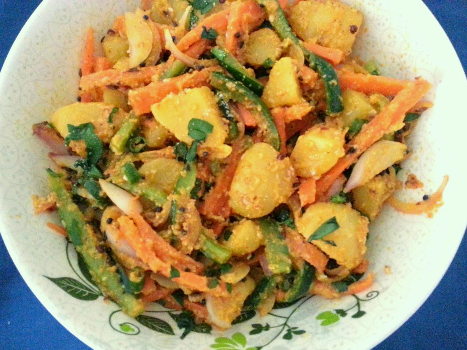 Annapurna aloo ko achar spicy potato salad nepalese for Annapurna cuisine
