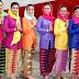 Model Baju Kebaya Betawi Muslim