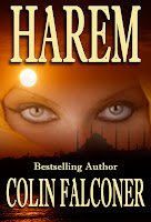 harem, colin falconer, suleiman the magnificent