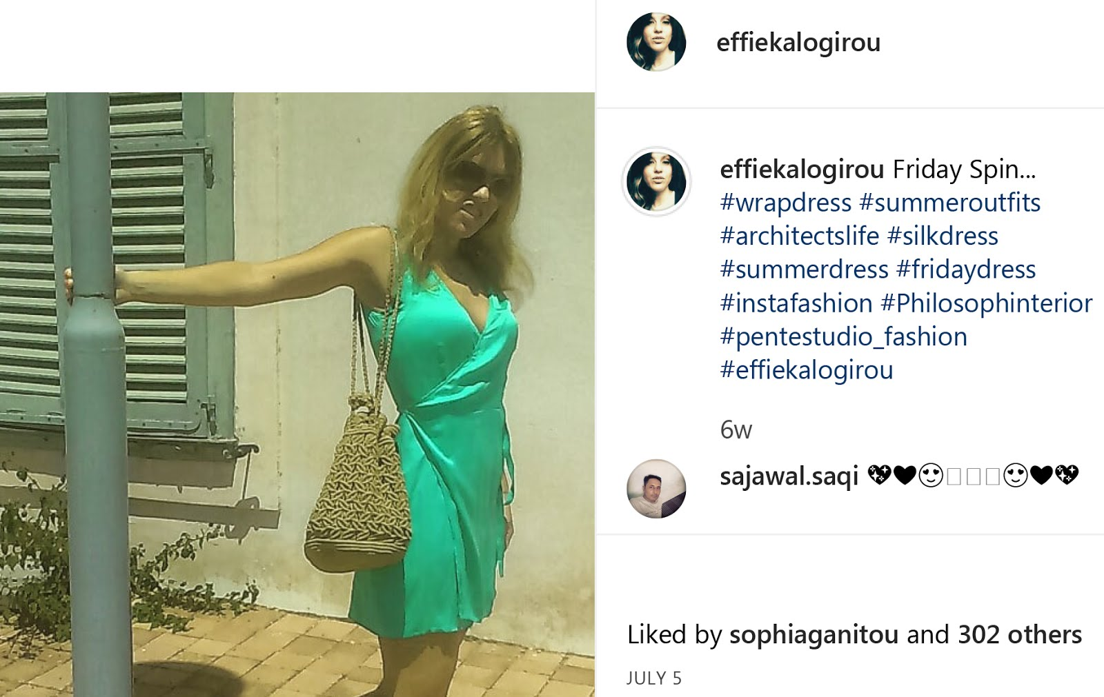Effie Kalogirou (@effiekalogirou) • Instagram photos and videos