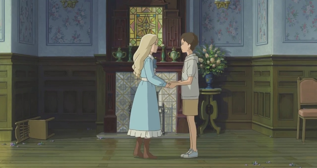 Marnie Herself Is Often Left And Neglected By Her Parents An American Father Japanese Mother To
