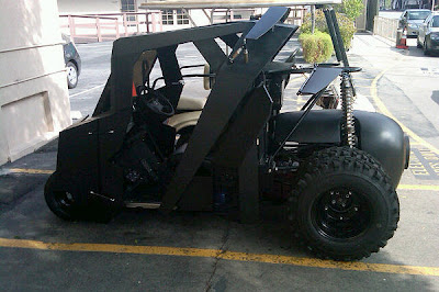 Unusual Golf Carts and Creative Golf Cart Designs (12) 3