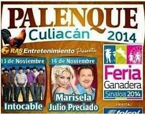 Expo Ganadera Culiacán Sinaloa 2014