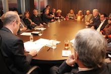 Dr. Laury Ernesto Koch participa de reunião com o Presidente da OAB/RS para tratar de pleitos