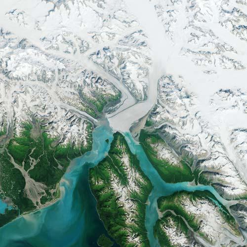 Alaska, Amerika Utara