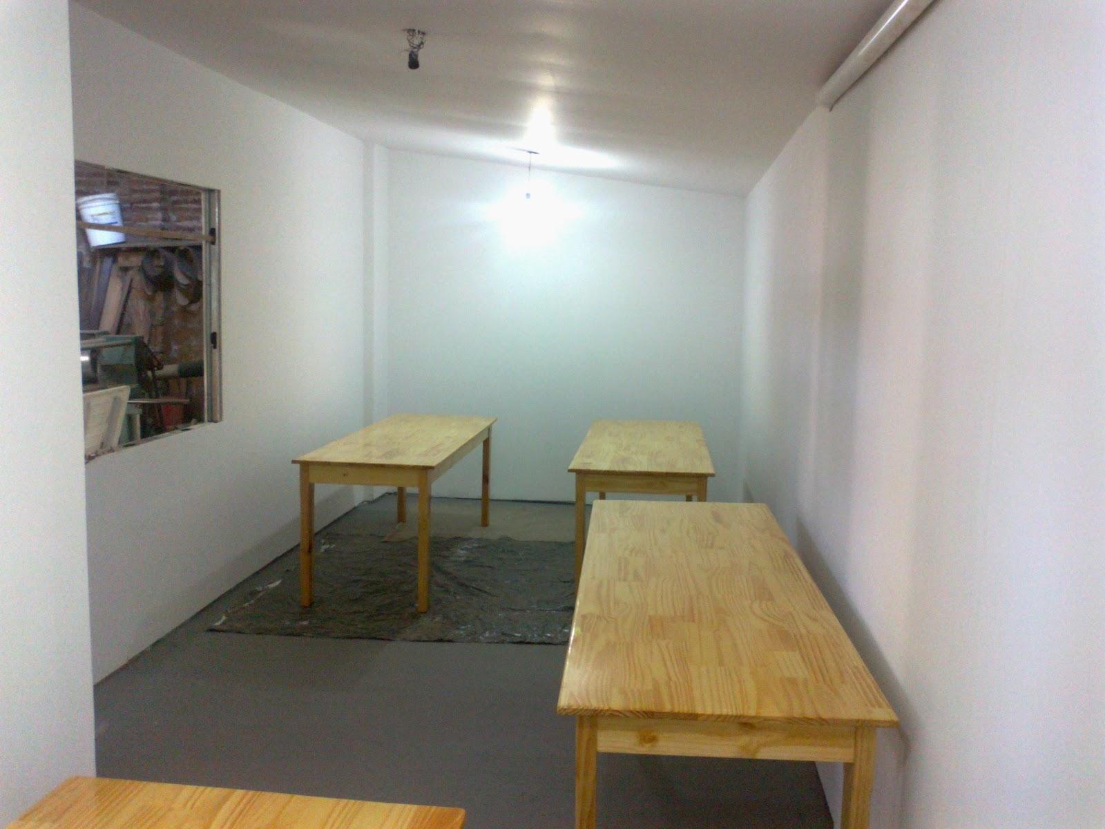 Proyectos productivos etis bancos y mesas para comedores for Comedores mesas