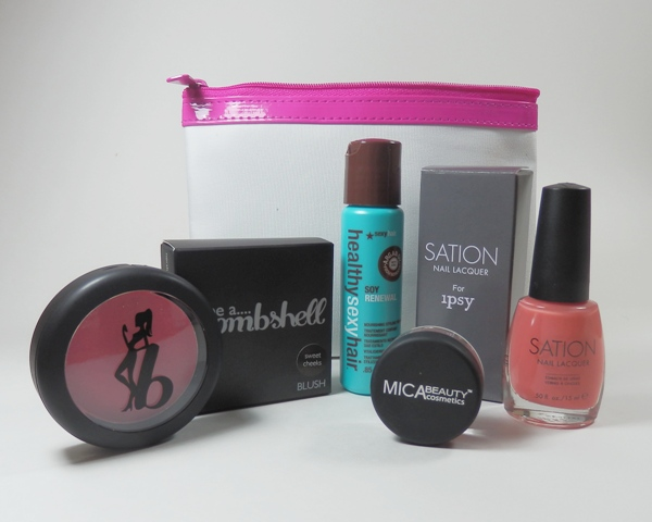 Ipsy Glam Bag April 2013