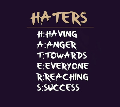 Haters Full Form Wallpapers
