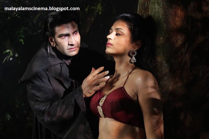 Dracula 2012: This could be a kind of primal interview: Could this person be mating material?