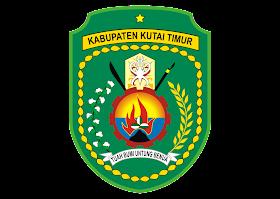 Kabupaten Kutai Timur Logo Vector download free