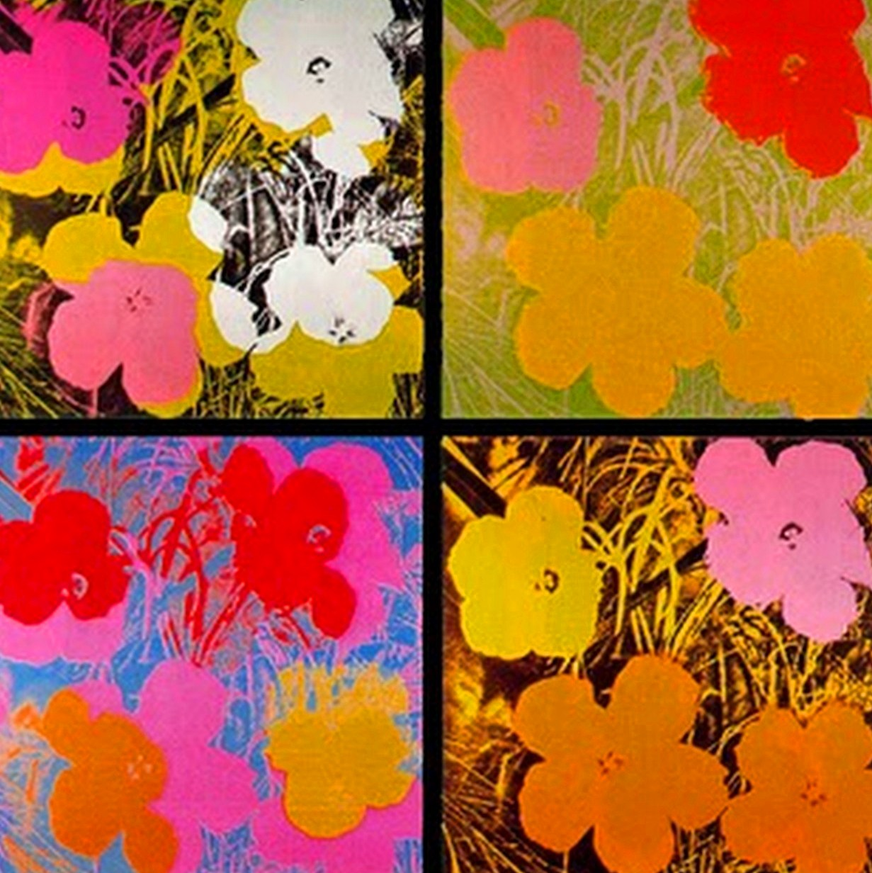 Pinturas cuadros lienzos cuadros de arte pop famosos - Cuadros de pintura ...
