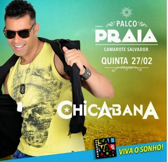 BAIXAR - CHICABANA AO VIVO NO FOLIA NA FAZENDA EM CATOLÉ DO ROCHA - PB - 22-02-14