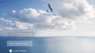 buongiornolink - SafeBeyond, la app che spedisce messaggi dal mondo dei morti