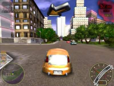 City Racer Screenshots
