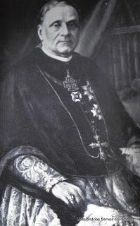 Imagem de Monsenhor Domenico Turano, diretor espiritual do Beato Giacomo Cusmano