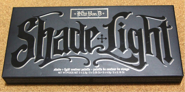 Kat Von D Shade+Light Contour Palette