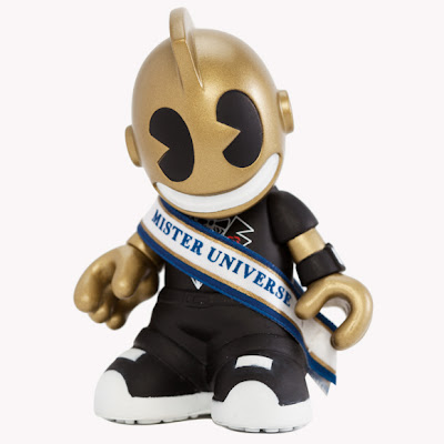 Kidrobot X: 10th Anniversary Mini 'Bot
