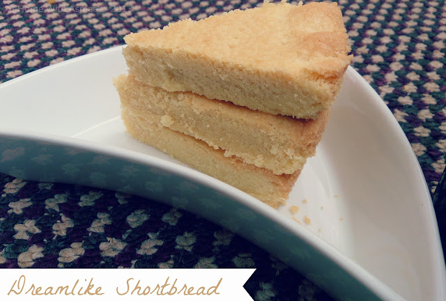 shortbread recipe | Halal Home Cooking