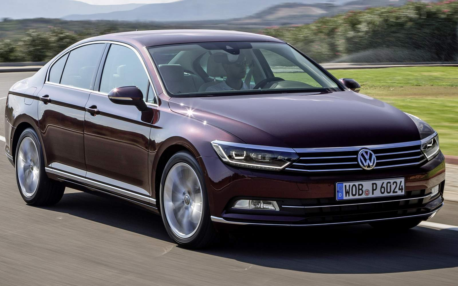 Novo Vw Passat 233 Eleito Carro Do Ano Europeu 2015 Car