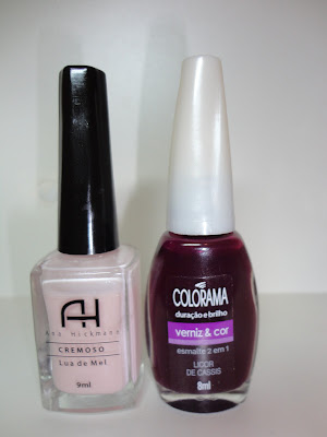 Lua de Mel by Ana Hickmann e Licor de Cassis by Colorama
