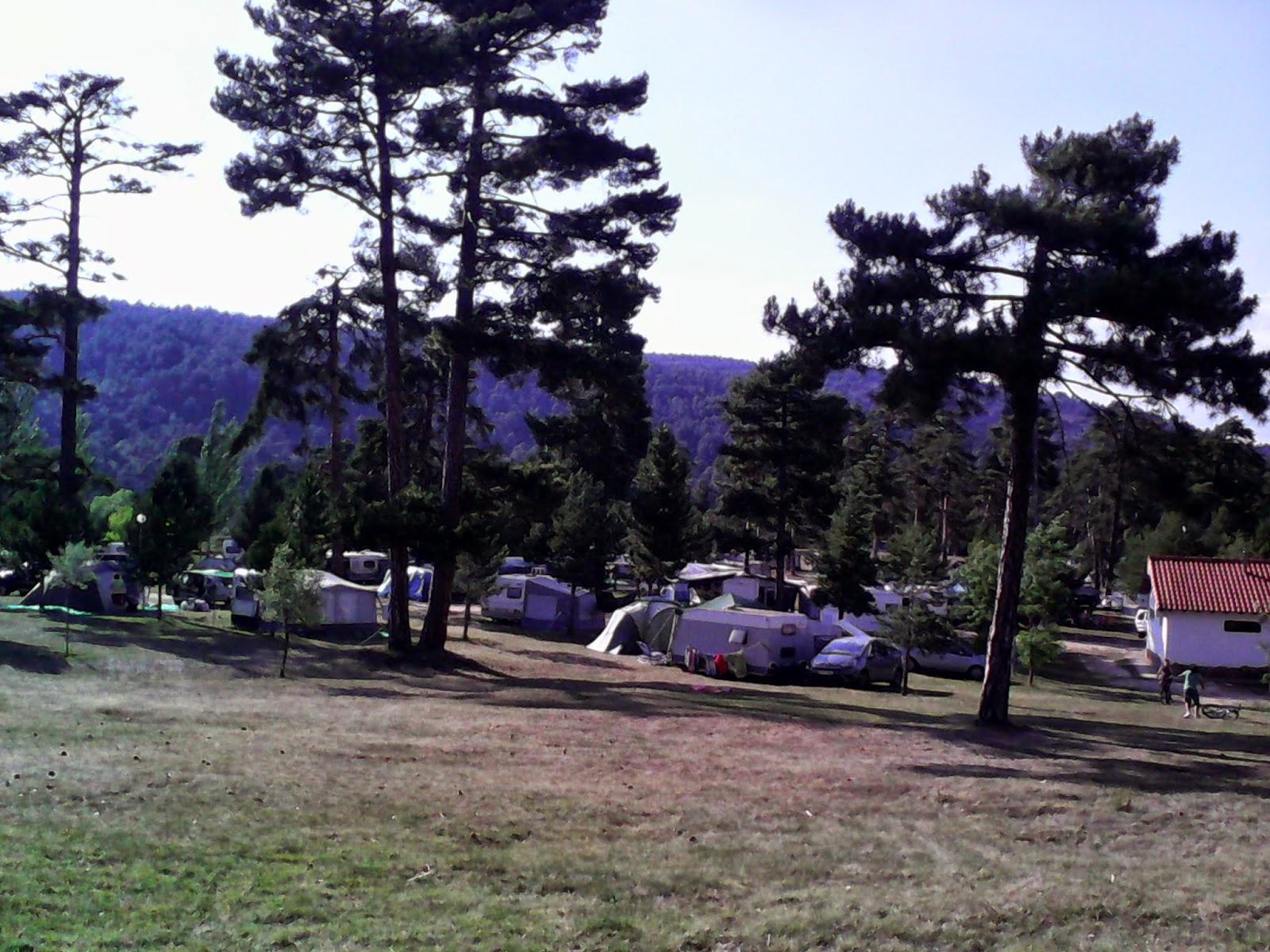 Camping interior