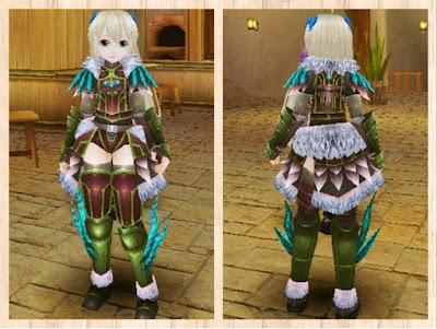 森狼の衣 アルコ3色