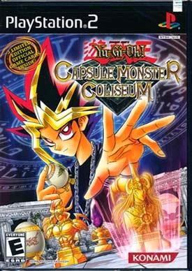 Game Yu-Gi-Oh! Capsule Monster Coliseum